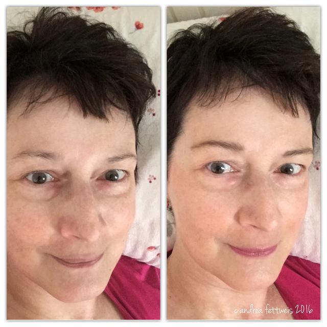 Leichtes Make-up für Frauen über 50