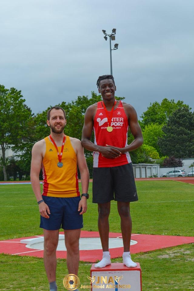 podium senior masculin