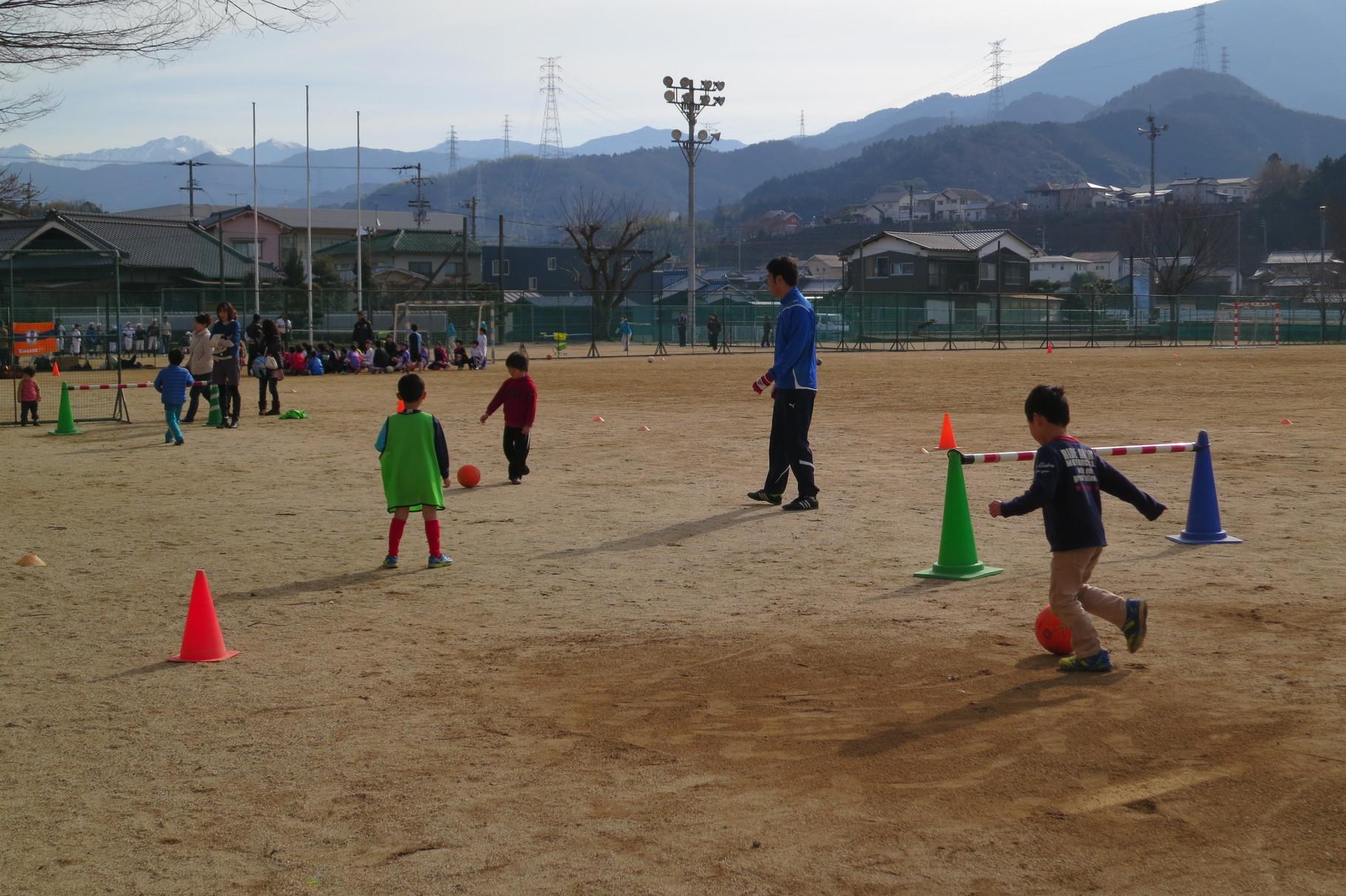 サッカー教室(キッズ)