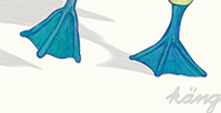 Magnet Detail: Blaufußtölpel Arno / 2019