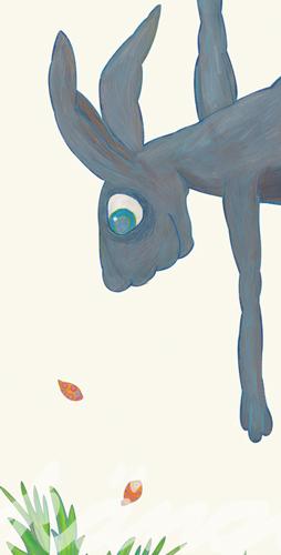 "Postkarte ""flieger  alfred""/detail 1 / kängorooh / 2018"