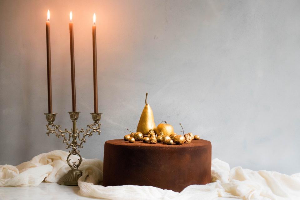 Von goldenen Früchten der Weisheit genascht (Foto: Süße Poesie)