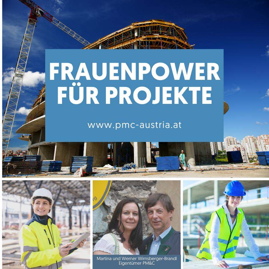 Mehr Frauenpower für Projekte