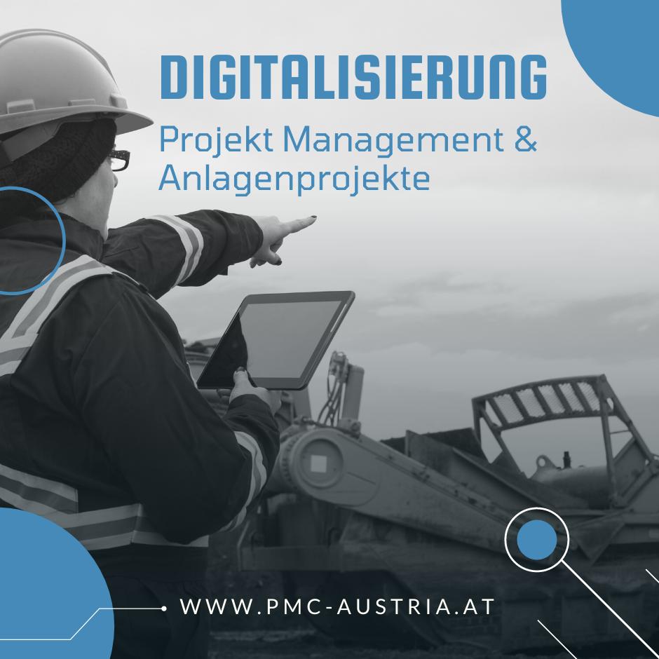 Die Digitalisierung verändert die Art und Weise, wie wir Projekte durchführen?