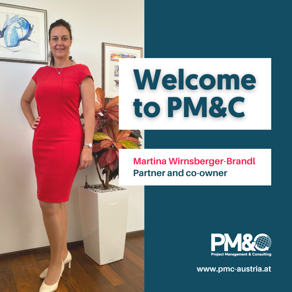 Power for PM&C: We welcome Martina Wirnsberger-Brandl as partner