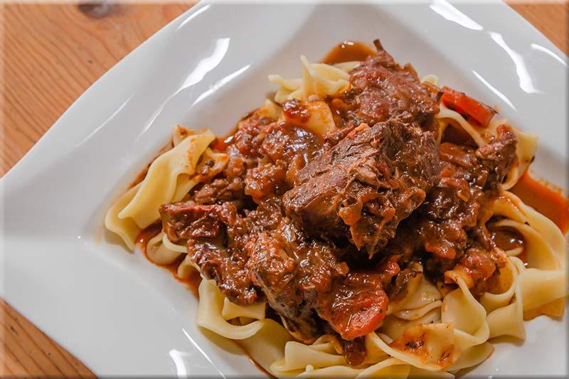 Italienisches Rinder Ragout-Rezept
