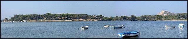 Lagune du Gaou