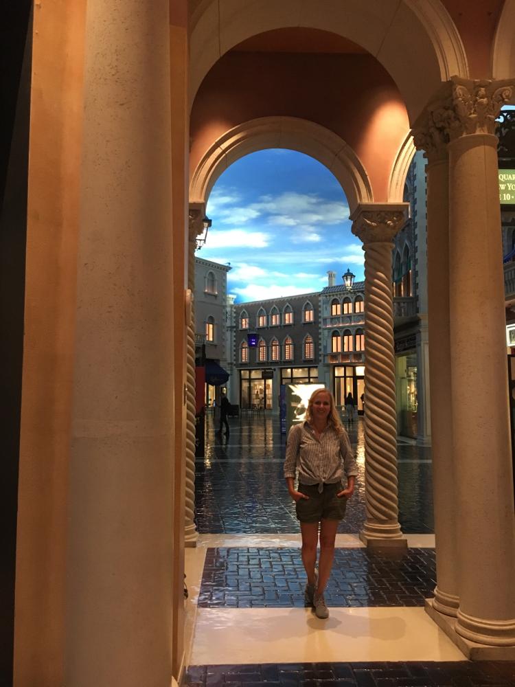 Venetian, Las Vegas, 23:37 Uhr