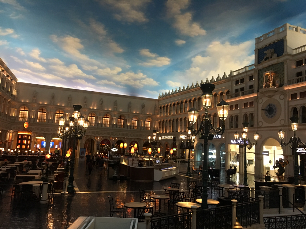 Venetian, Las Vegas, 23:46 Uhr