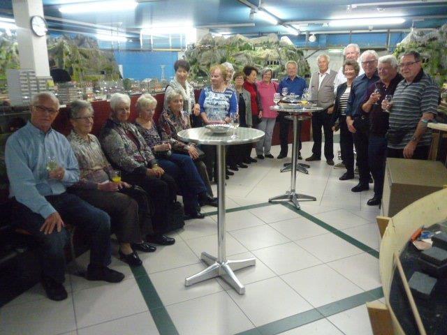 08.10.2015 - Klassenzusammenkunft Jahrgang 1940, Org. Noldi Studhalter