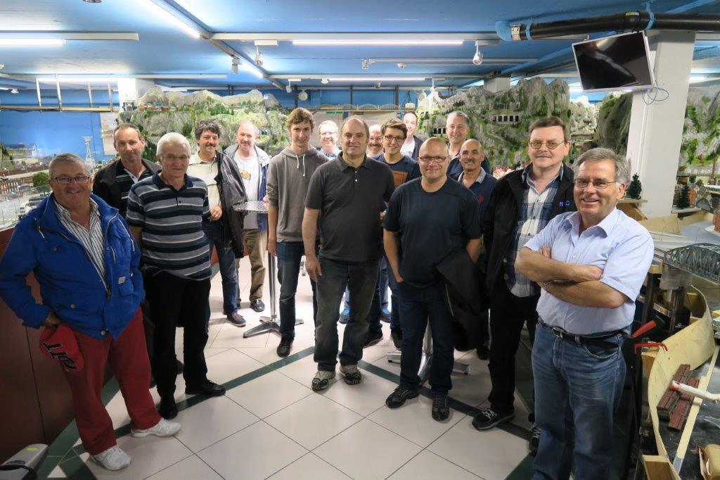 31.05.2016 - Gruppe RUAG, Org. Philipp Bienz