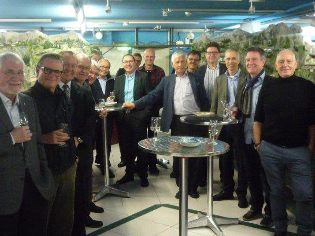 11.01.2016 - Ambassador Club Luzern - Leitung Daniel Zbären