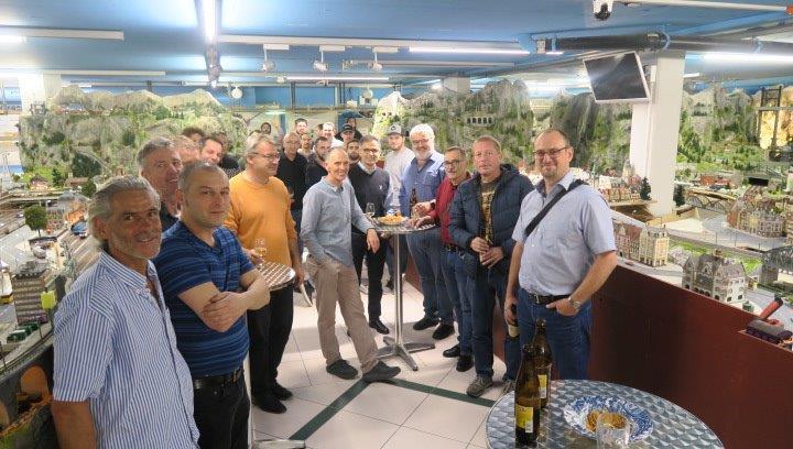 09.11.2018 - Firmenanlass KOMAX AG, Org. Daniel Schnider