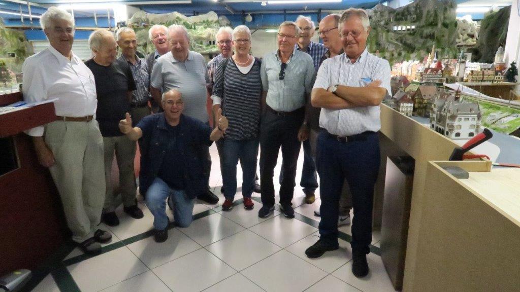 11.08.2016 - Senioren Sportgruppe Bremgarten, Org. Peter Beyeler
