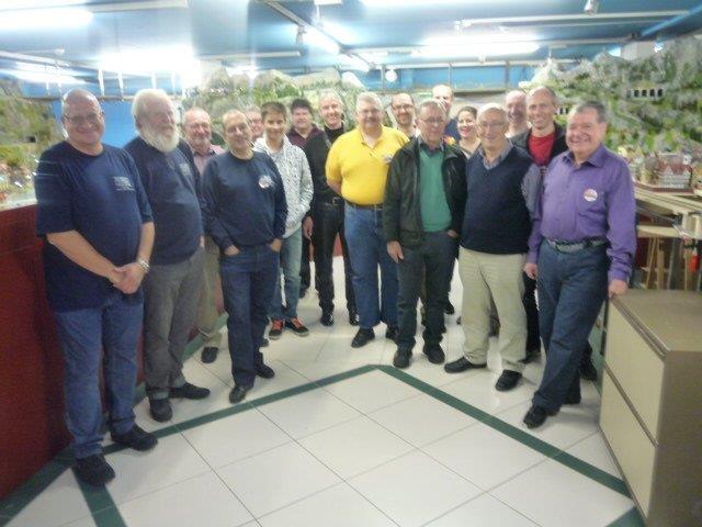 10.10.2015 - Gruppe Helis, Org. Martin Linder