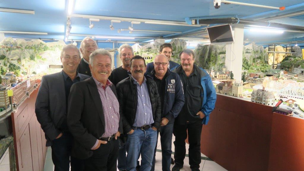 16.10.2017 - Gruppe LUPO Olten, Organisation Livio Conz Olten