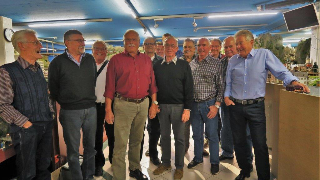 14.10.2016 - Gruppe PEGEROOT, Ltg. Franz Bisang