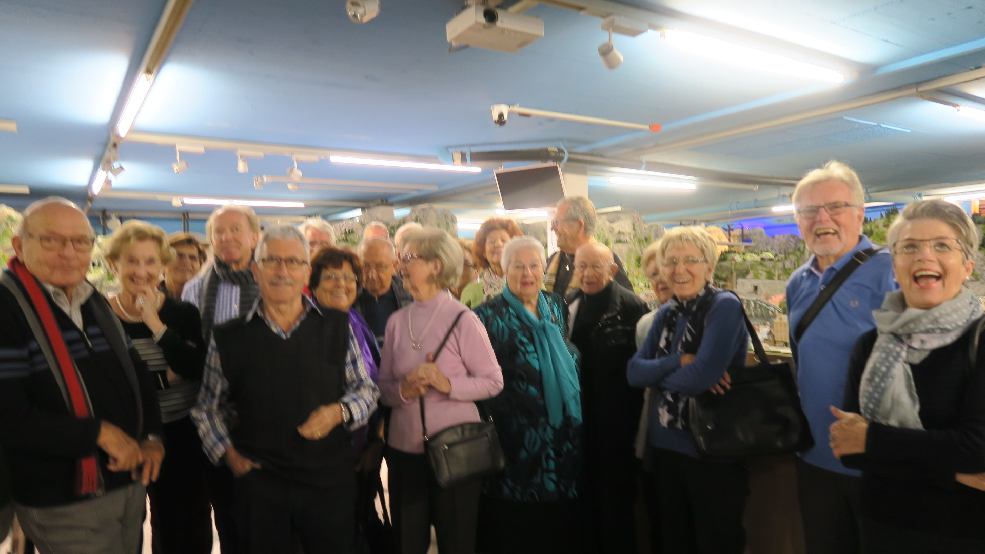 14.11.2016 - Seniorinnen und Senioren Coiffeure Zentralschweiz, Ltg. Hans Fuchs, Weggis