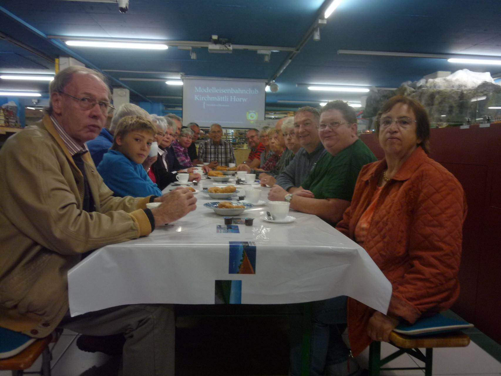 19.9.2015 - Sportfischerclub Arlesheim, Org. Alfred Moutttet