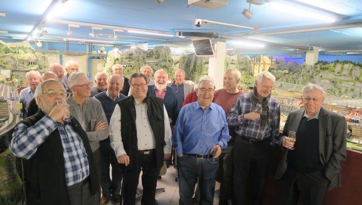 18.12.2018 - Männerchor Hergiswil, Org. Robi Dillier