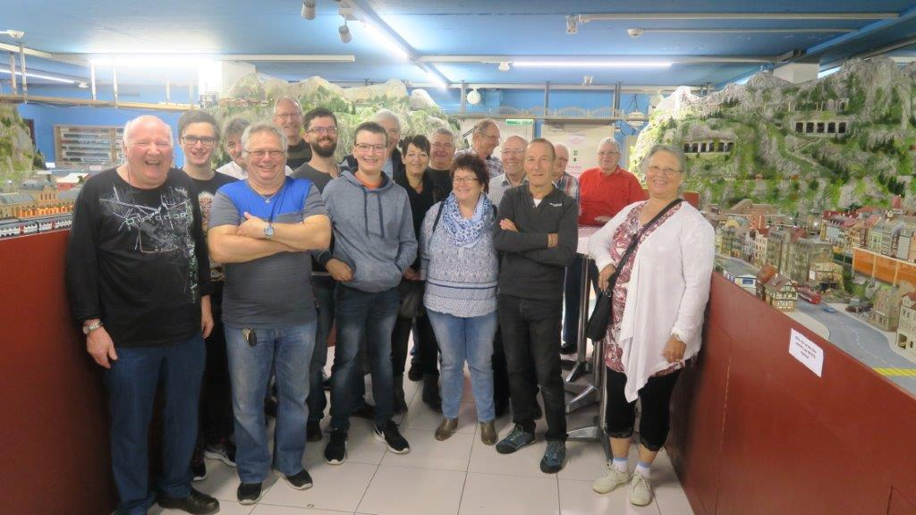 23.09.2017 - Modelleisenbahnclub Pierre Pertuis, Org. Ch. Léchot