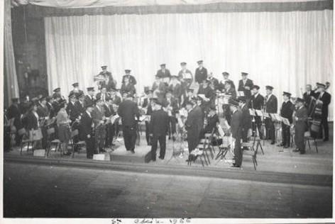 Concert de Ste Cécile - décembre 1966
