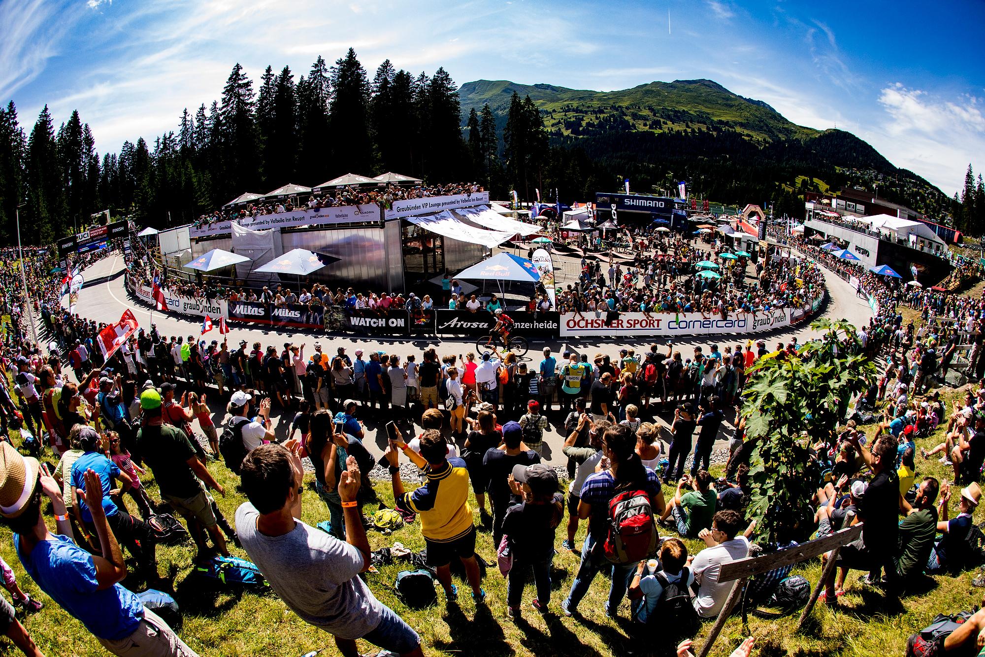 Bike Weltcup in Lenzerheide mit Zuschauern – Ticketvorverkauf startet im Juli