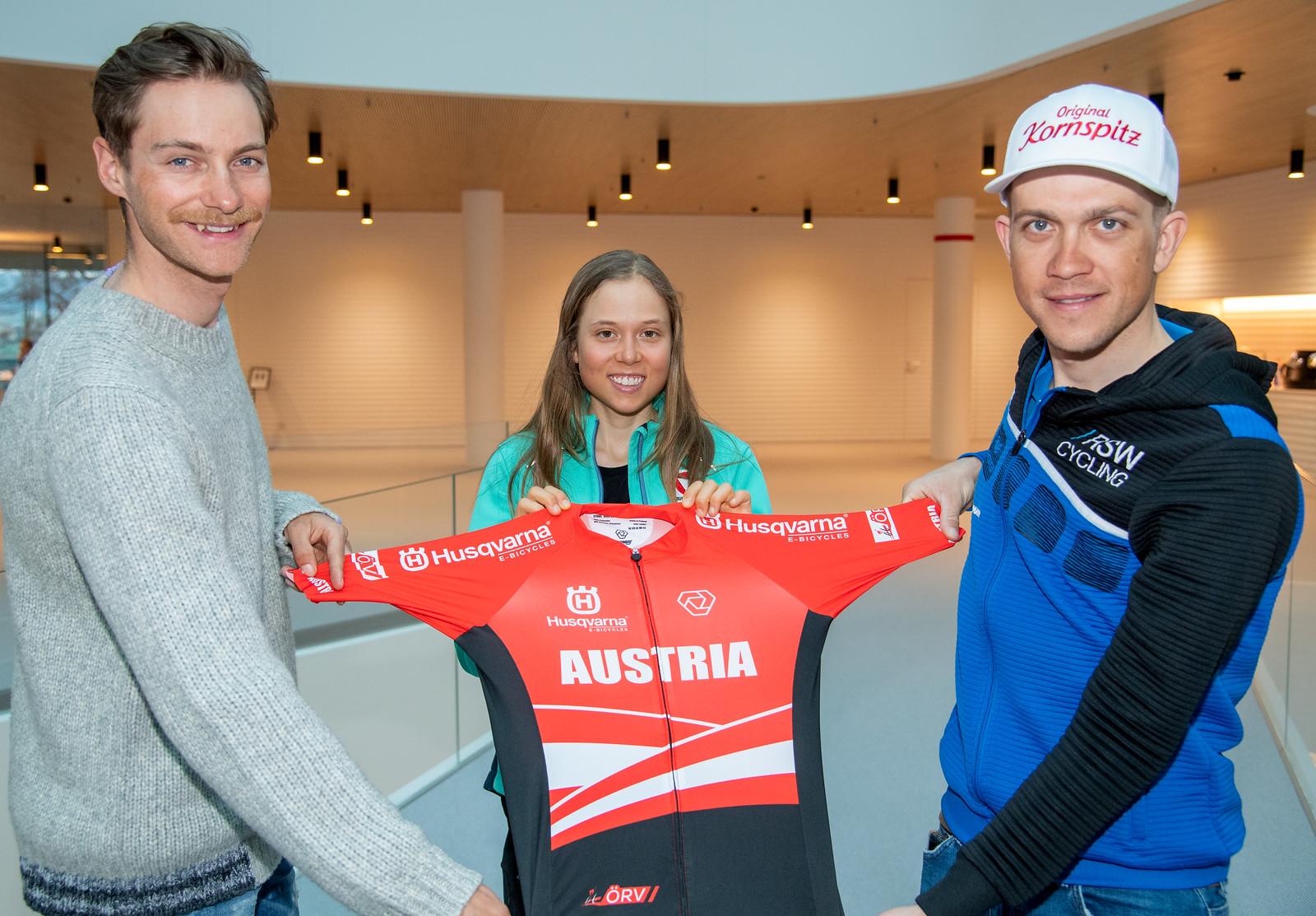 PIERER E-Bikes GmbH mit Husqvarna E-Bicycles neuer Partner des ÖRV