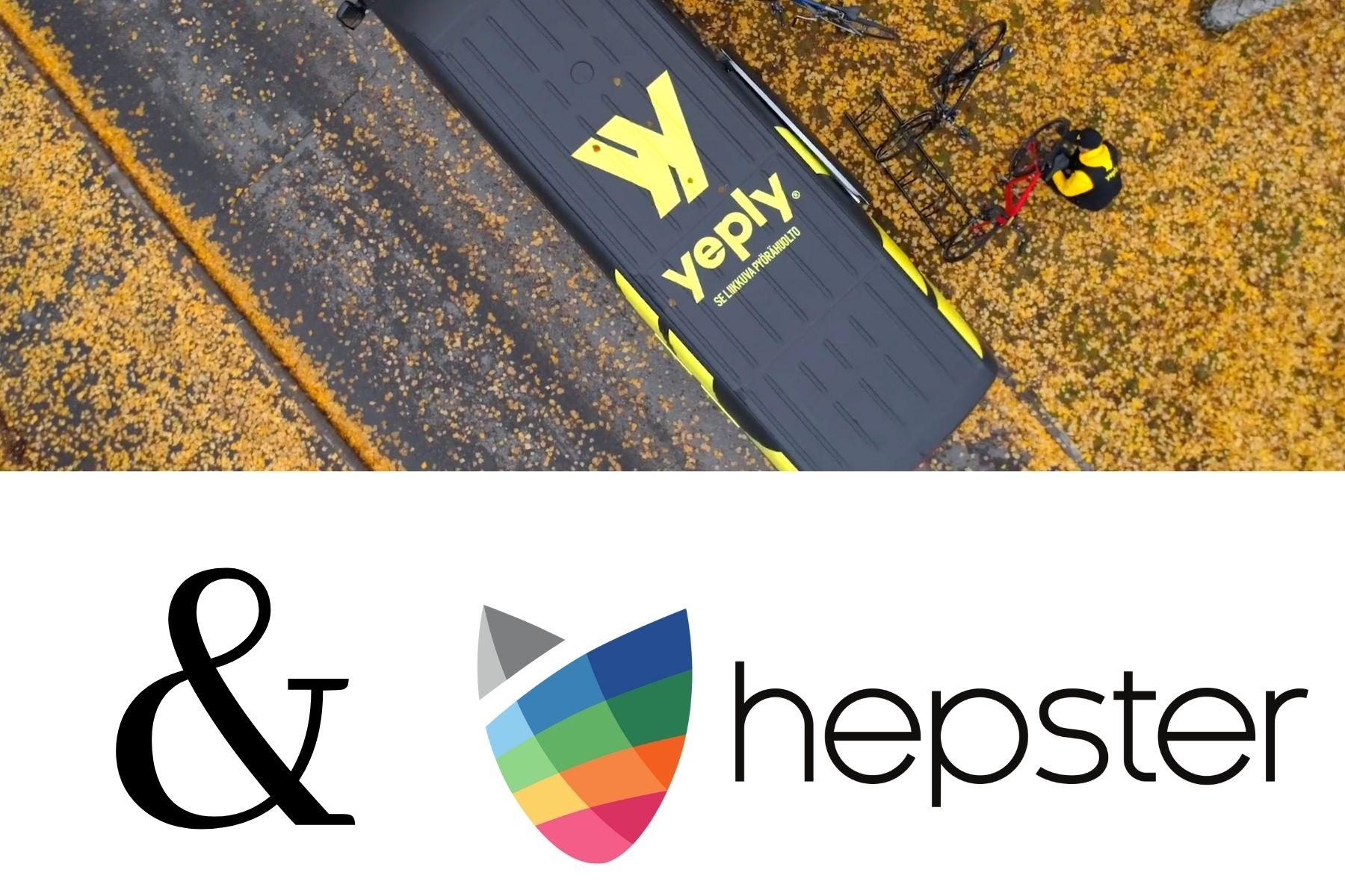 hepster und Yeply starten Kooperation