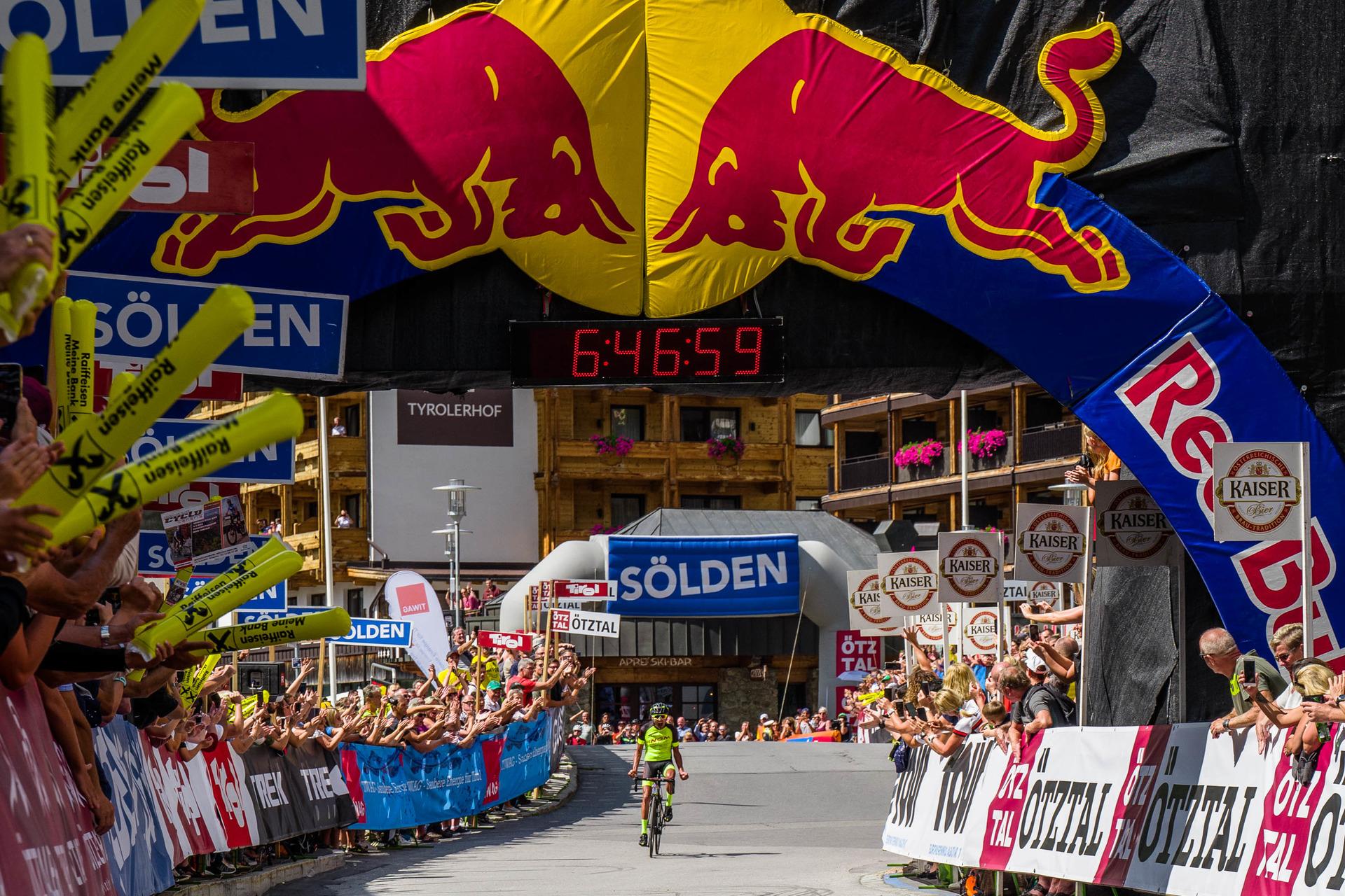 Ötztaler Radmarathon mit Top-Besetzung