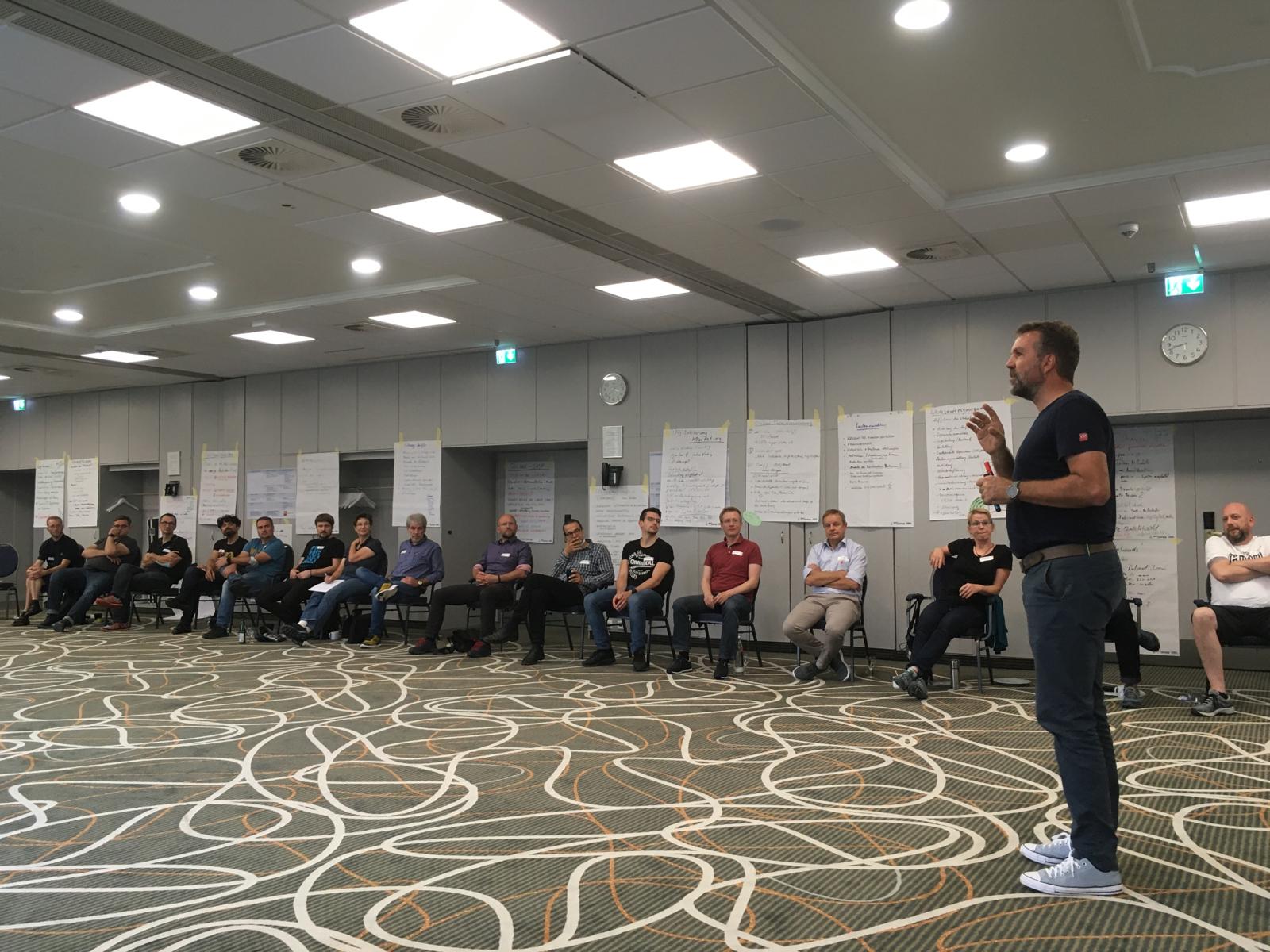 VSF´s erster ERFA-Kongress mit themenübergreifenden Austausch