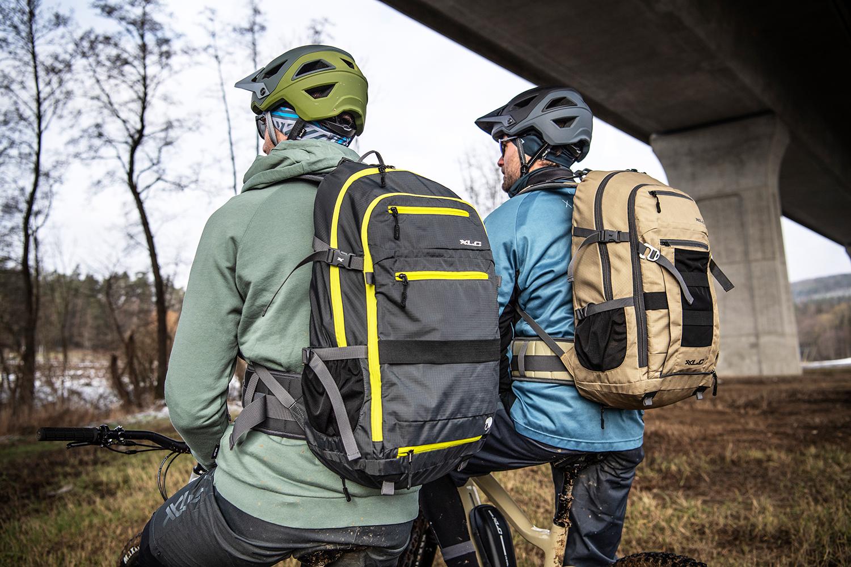 XLC launcht neuen Rucksack zum MTB Saisonstart