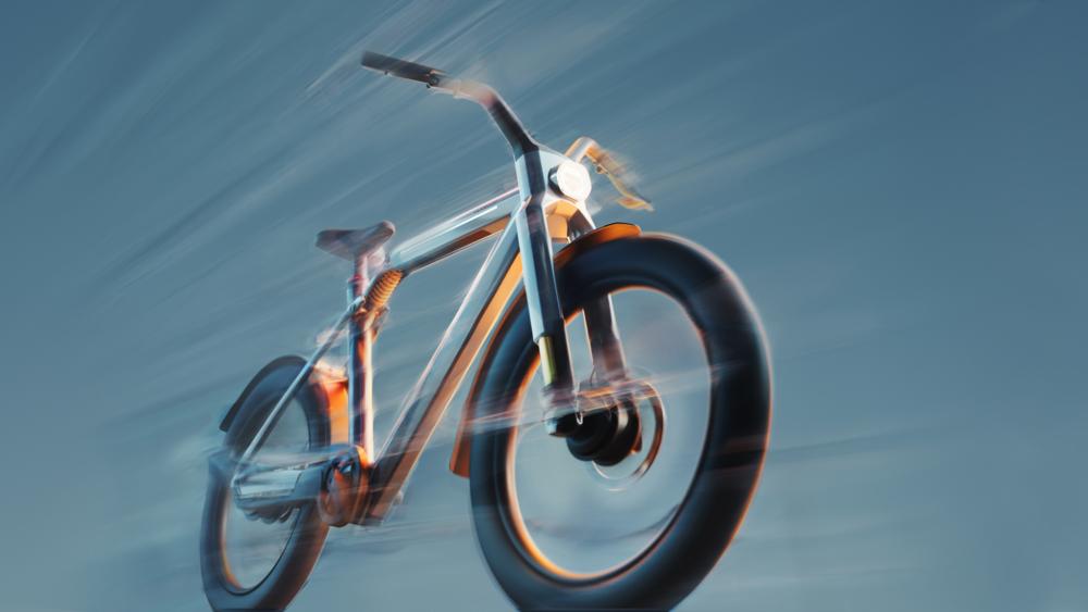 VanMoof kündigt erstes Hyperbike an