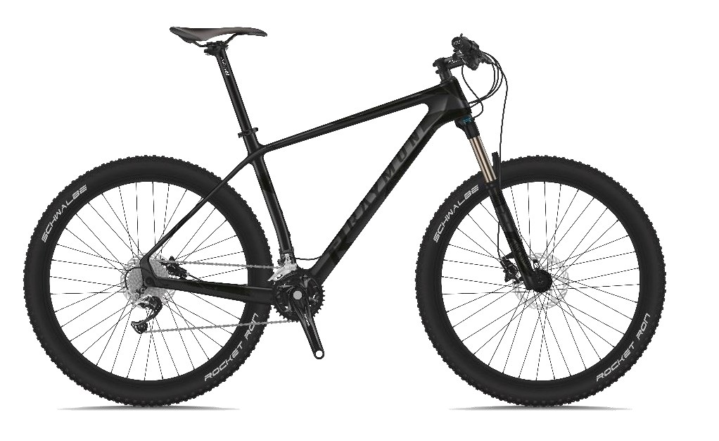 Hardtail / MTB: Nineray 8.0 Carbon