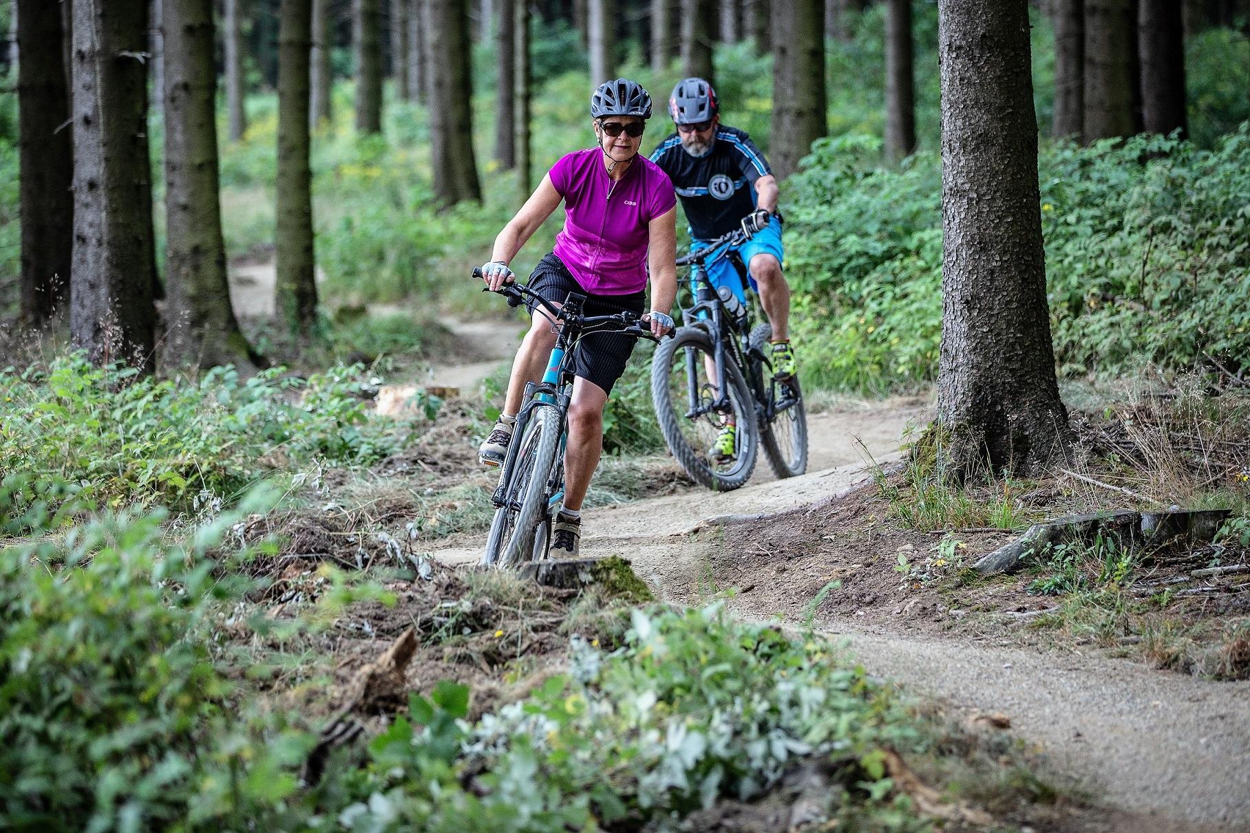 Ob Anfänger oder Profi, der Trailpark Winterberg hat das passende Angebot. Fotoquelle: WTW!