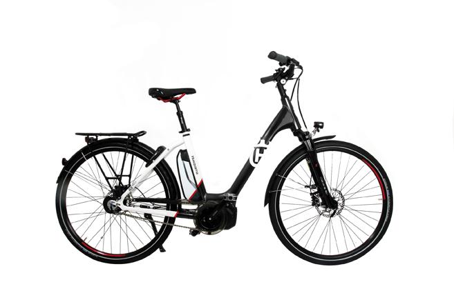 Husqvarna GC6 ein E-Citybike, konzipiert für die Anforderungen in der Stadt