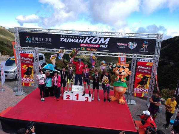 Bilder: Taiwan Cyclist Federation