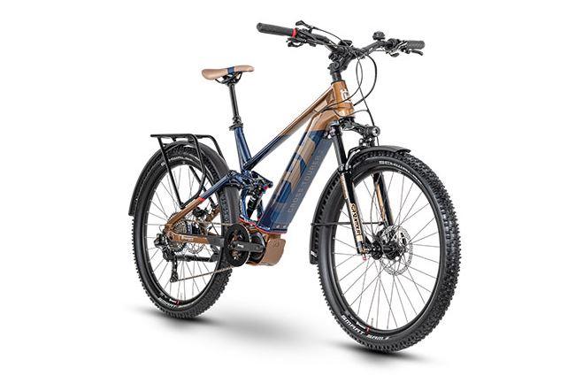 CT6 FS von Husqvarna Bicycles