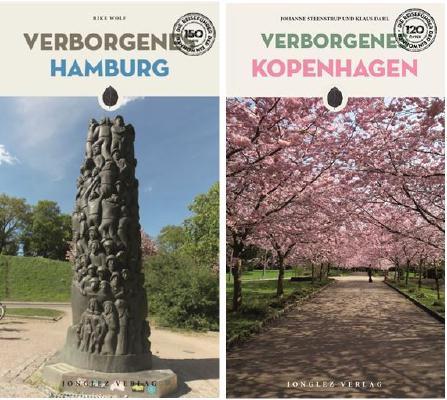 """Reihe """"Verborgenes"""" aus dem Jonglez Verlag"""