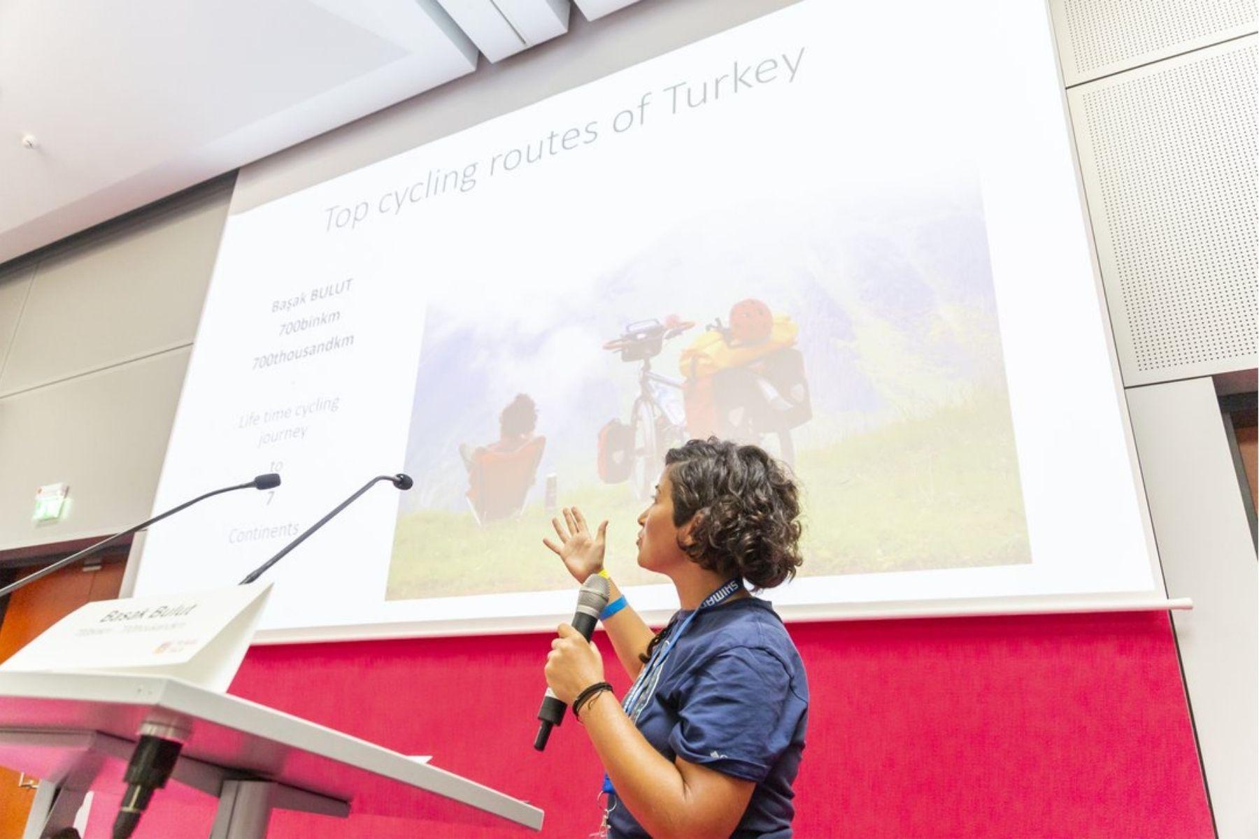 TRAVEL TALK: Innovationen für den Radtourismusboom