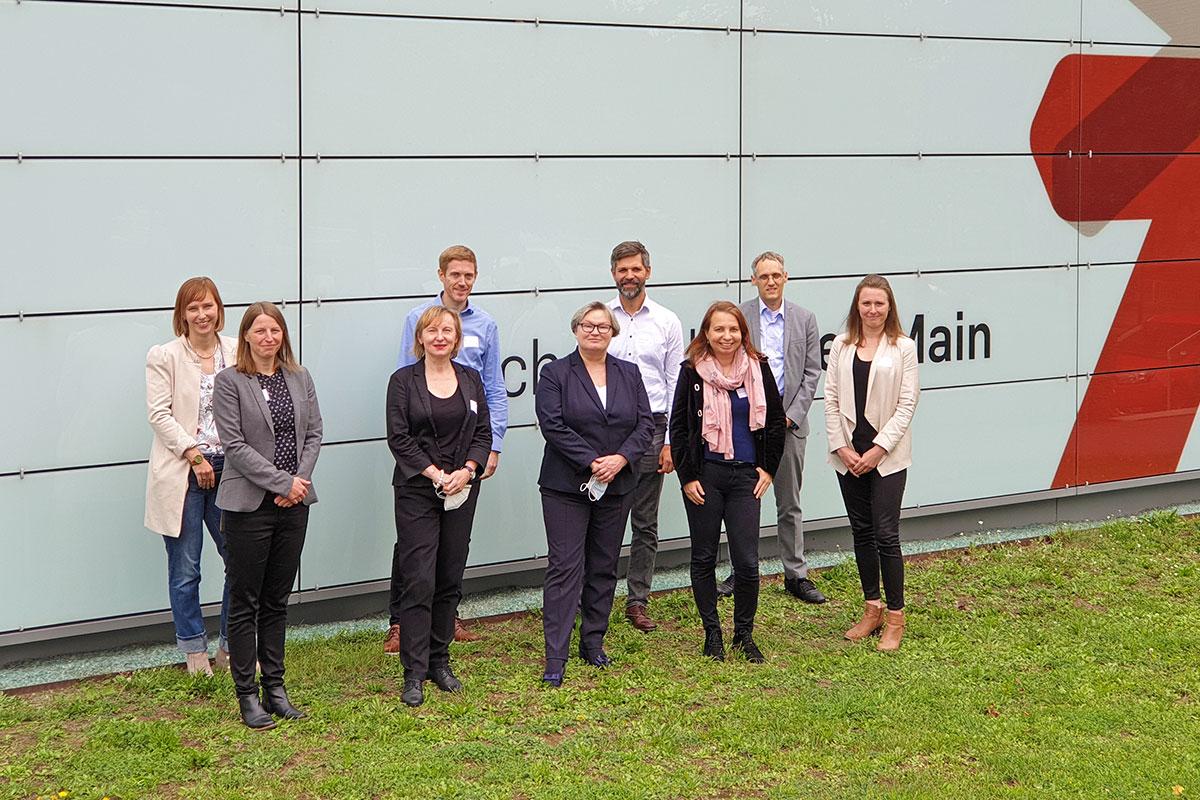 Radverkehr im Fokus / Austausch zwischen den BMVI-Stiftungsprofessuren Radverkehr