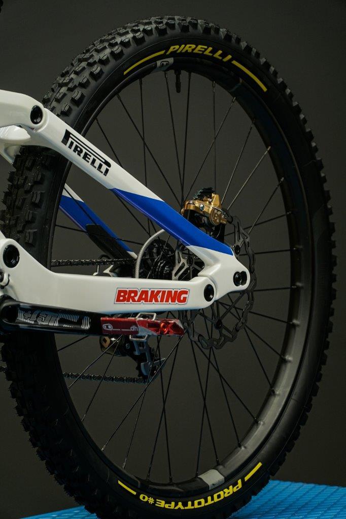 PIRELLI prototype#0 detail Rogue Racing @Matteo Cianciosi