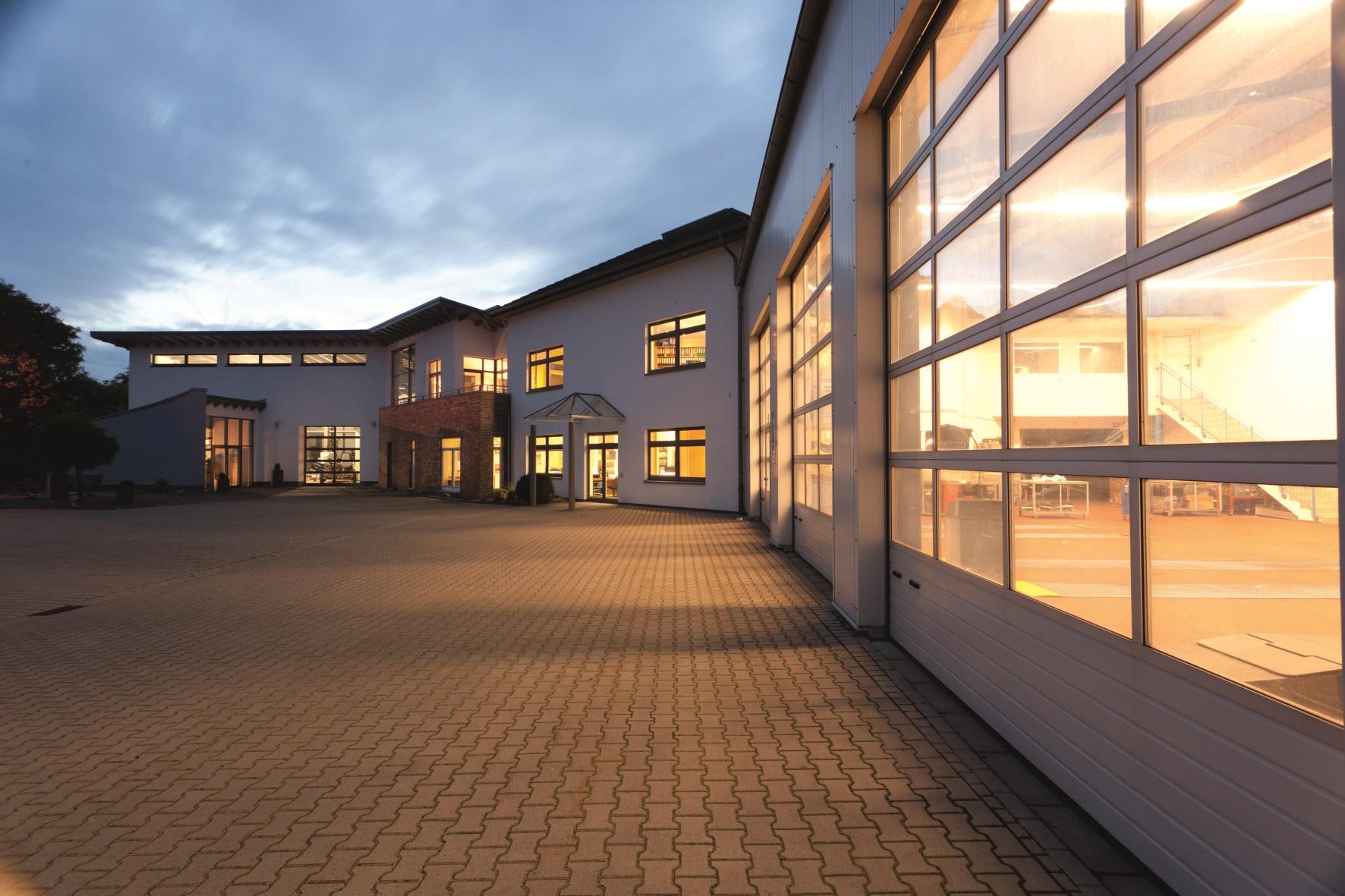 Sawiko Hofbereich - Kundencenter Nord - Neuenkirchen-Voerden