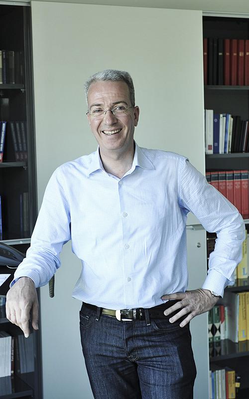 Frank Bohle, geschäftsführender Gesellschafter von Schwalbe ©Schwalbe