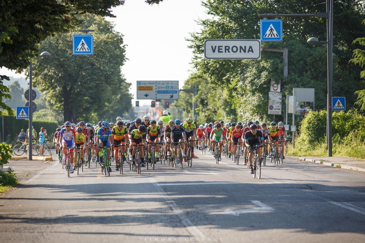 GRANFONDO ALÉ LA MERCKX: dieses Wochenende der Start der Veranstaltung in Verona