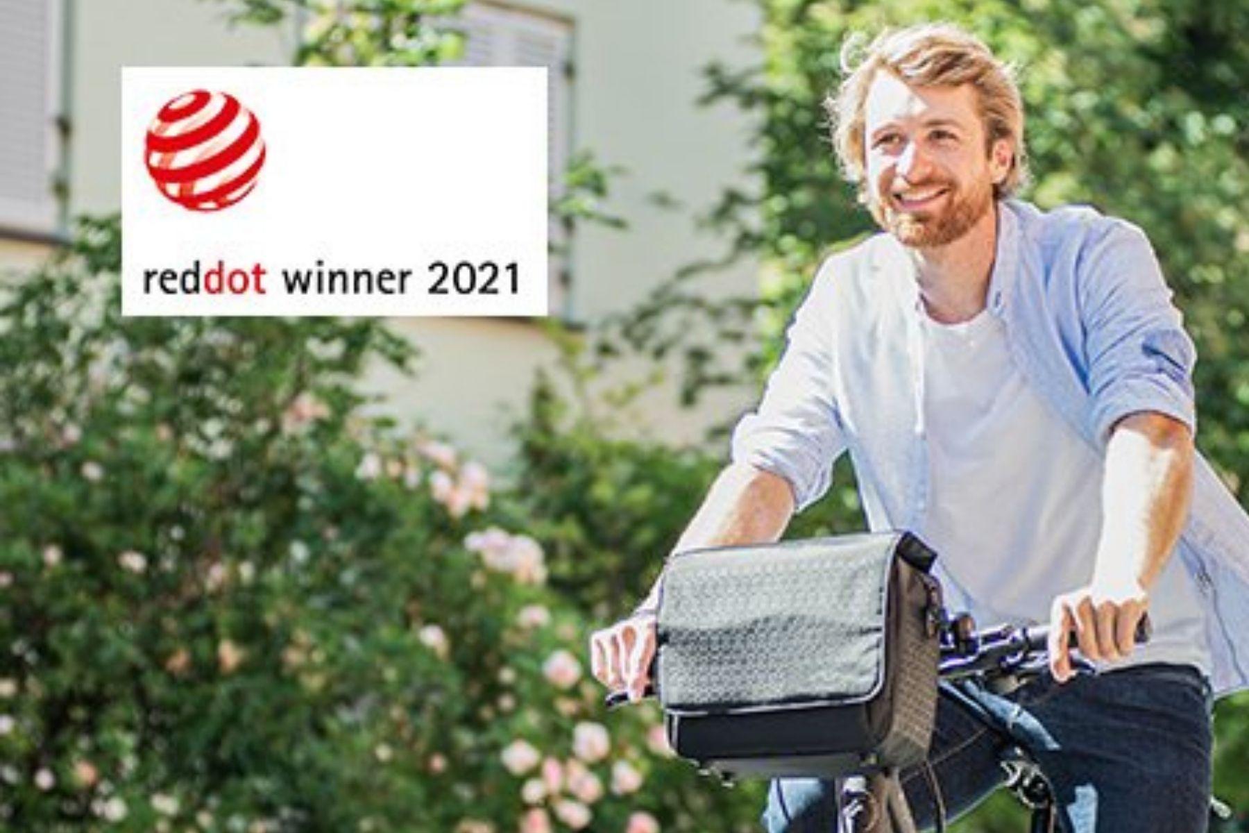 Red Dot Award 2021 für Norco