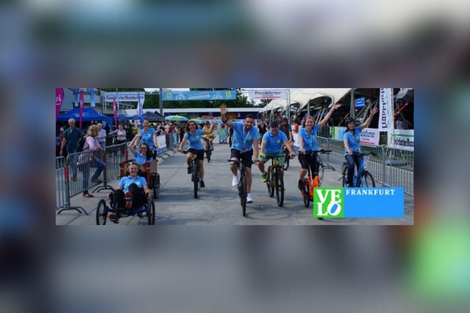 VELOFrankfurt 2021: Fahrrad-Sommerfest jetzt im August
