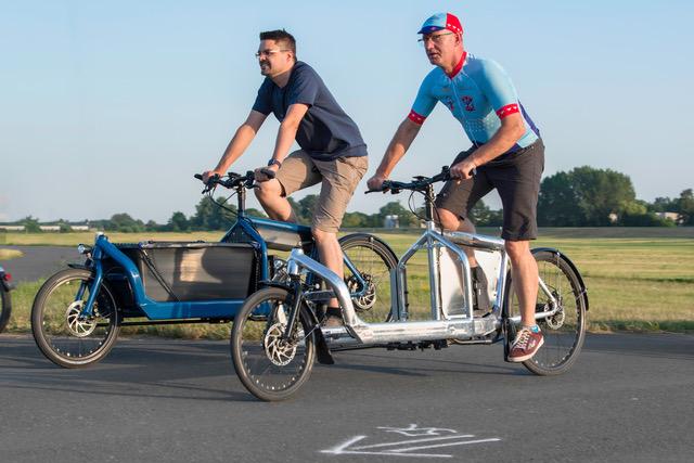 Norbert Wudick - Pinion Bullitt-Bike ©bullitt-bike.de
