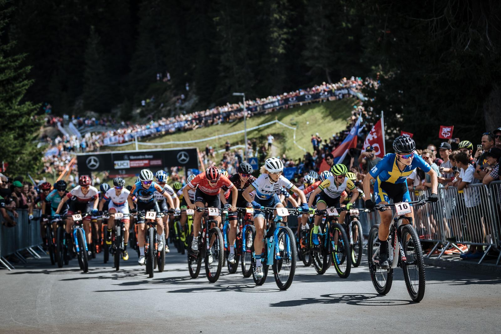 Erste Entscheidungen bereits beim Weltcup in Lenzerheide möglich: Historische Leistung bei den Bike Kingdom Games?