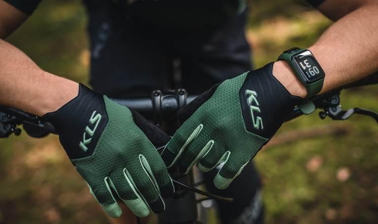 Mehr Grip und Kontrolle mit dem Handschuh KLS Cutout